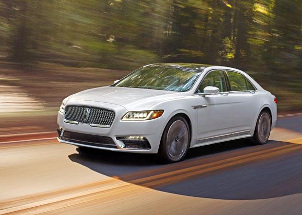 Lincoln Continental: Návrat krále. Trochu nudného...