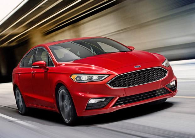 Ford Fusion V6 Sport: 330 koní a pohon všech kol