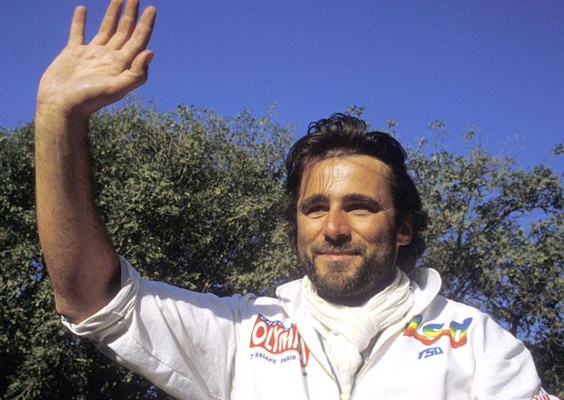 Zakladatel Rallye Dakar Thierry Sabine: Pan Dakar