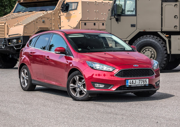 Ford Focus 1.0 EcoBoost Trend Sport - Kdo šetří, má za 33.333 kilometrů průměr 6,3