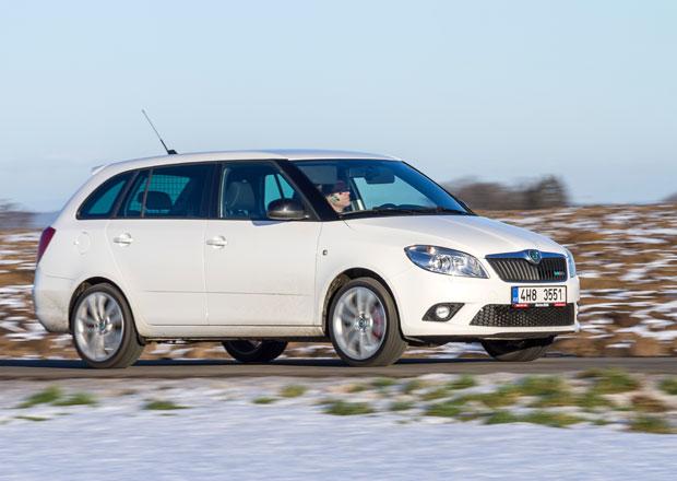 Ojetá Škoda Fabia II (2007 - 2014): Zpočátku budila rozpaky