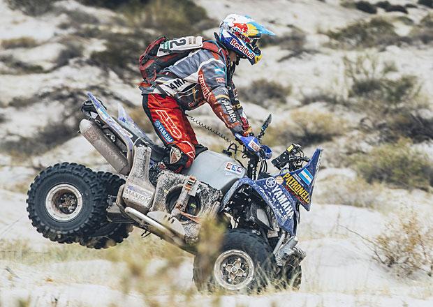 V�sledkov� servis Rallye Dakar: 10. etapa - Zapletal mezi hv�zdami
