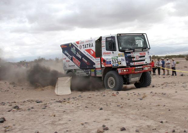 Dakar �iv�: Start etapy je fascinuj�c� z�itek. Pod�vejte se na video!