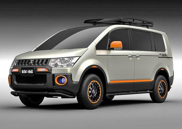 Mitsubishi na Tokyo Auto Salon 2015: Kdy� nen� co ukazovat...