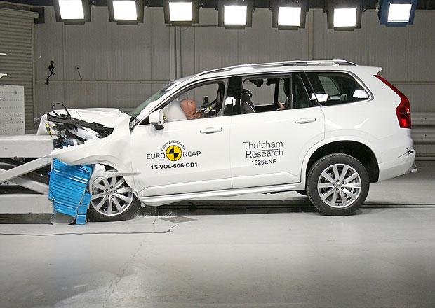 Euro NCAP: Nejbezpečnější automobily za rok 2015 (+videa)