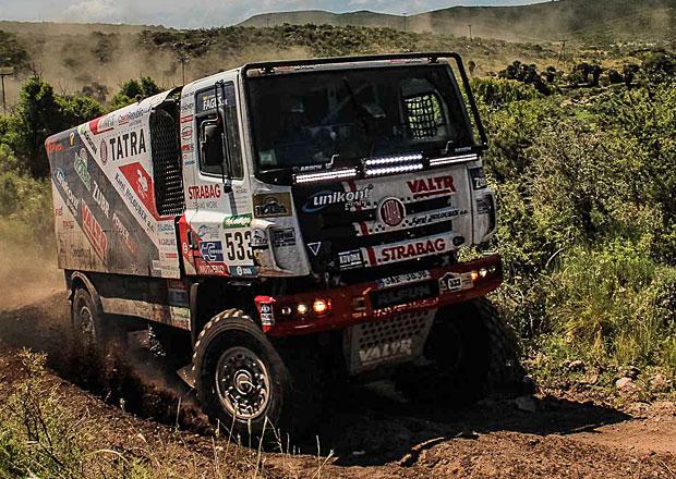 Výsledkový servis Rallye Dakar: 13. etapa - Valtr byl nejlepší