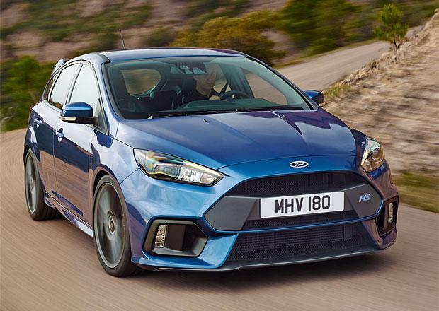 Ford Focus RS: Produkce ostr�ho hatchbacku startuje
