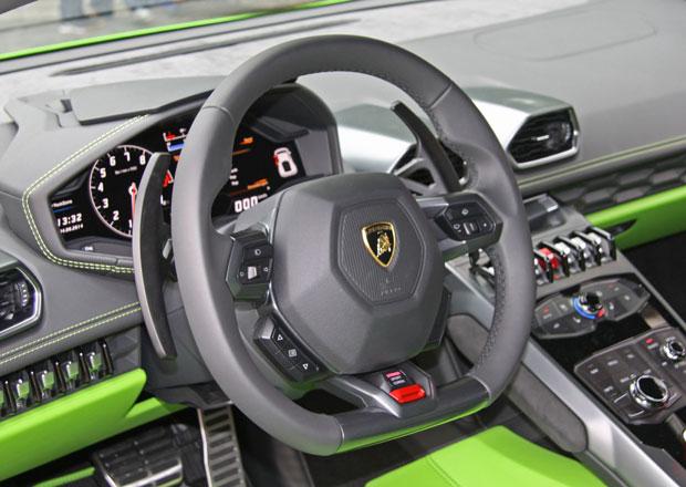 Lamborghini: Manu�ln� p�evodovky jsou minulost