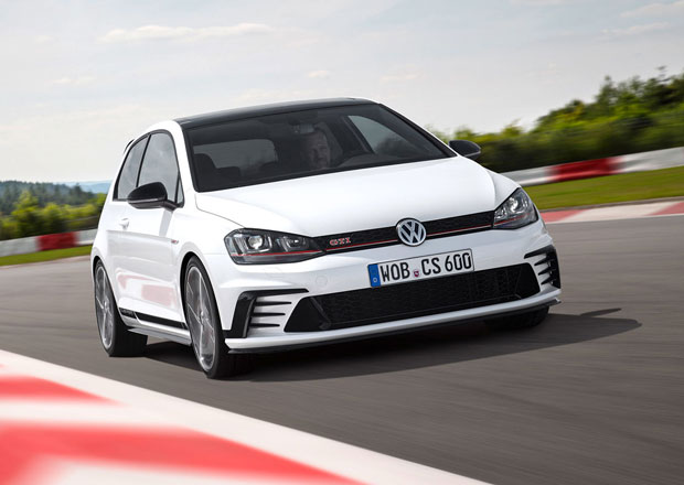 Volkswagen Golf GTI Clubsport: Ostré GTI vstupuje na český trh