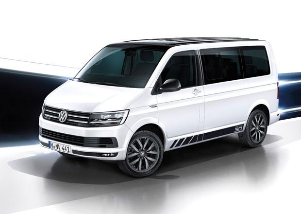 Volkswagen Multivan Edition 30 uveden na český trh