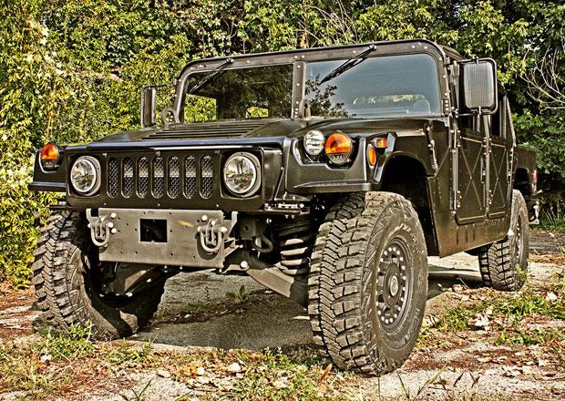 Hummer H1 se vrac�, nov� se jmenuje HMMWV Gorilla V1