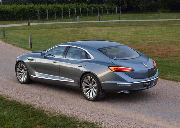 Buick Avenir: Luxusní sedan se vyrábět nebude