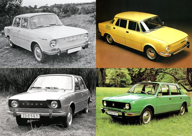 Seriál: Zapomenuté prototypy Škoda. Od embéčka ke stodvacítce
