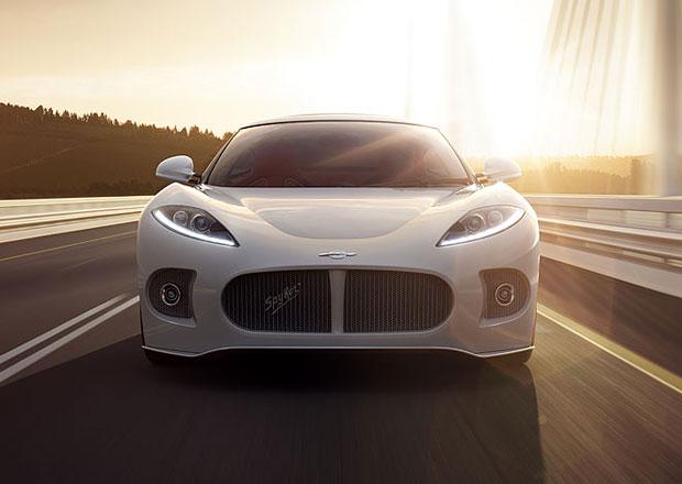 Spyker dorazí do Ženevy. Představí elektromobil?