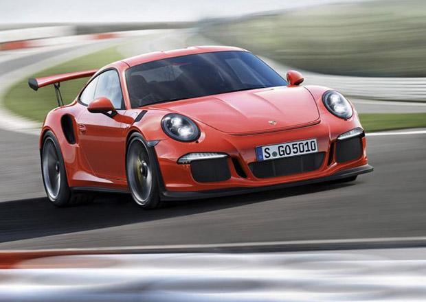 Porsche 911R m�eme o�ek�vat v �enev�