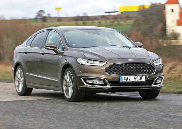 Ford Mondeo Vignale 2.0 EcoBoost – Krok víc než odvážný