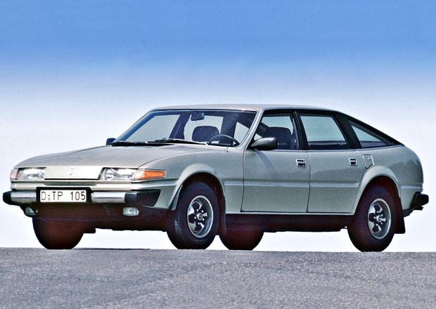 Evropsk� Automobily roku: Rover 3500 (1977)