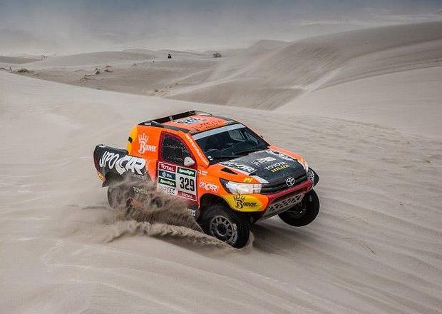 Online rozhovor s Martinem Prokopem. Jak to bylo na Dakaru?