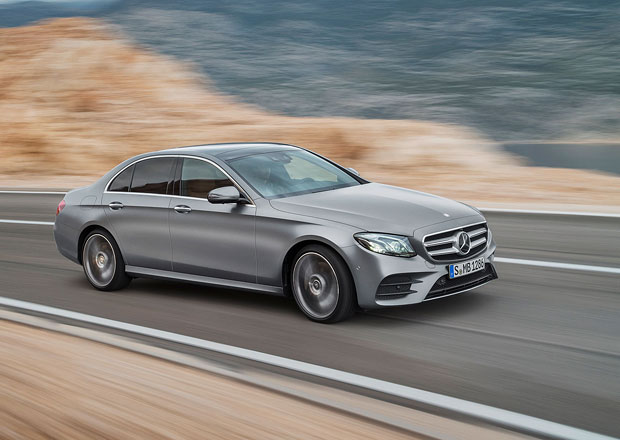 Mercedes-Benz E (W213) dostane nové motory v létě