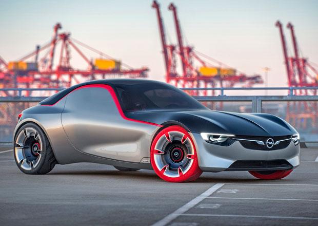 Opel GT Concept se oficiálně představuje