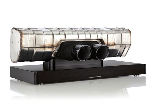 Porsche Design 911 Soundbar: Devětsetjedenáctka pro audiofily