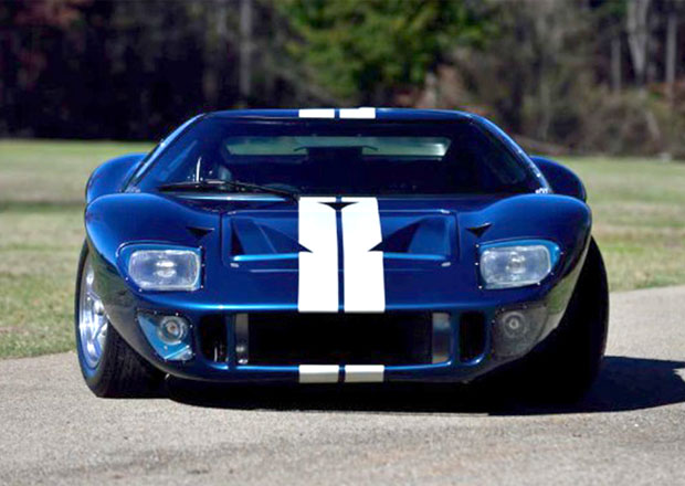 Ford GT40 z Rychle a zběsile 5 míří do aukce