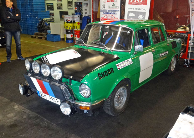 Pos�dka Czechs4Monte vyrazila na Rallye Monte Carlo Historique!