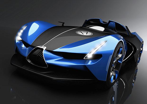 Bugatti Roadster: Vize budoucnosti z Braz�lie