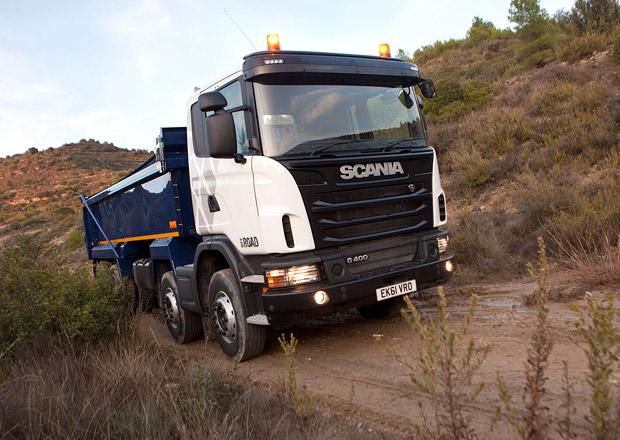 Scania: Zisk i čisté tržby v roce 2015 vzrostly