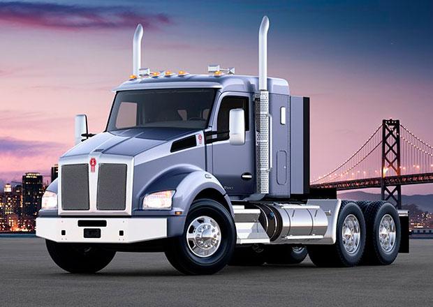 Kenworth rozšiřuje nabídku kabin pro T680 a T880