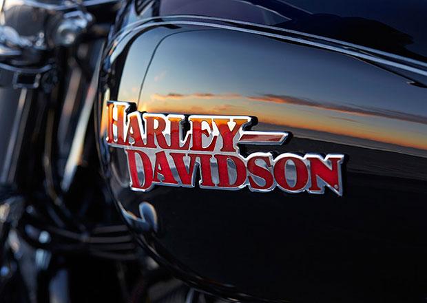 Výrobci motocyklů Harley-Davidson ve čtvrtletí výrazně klesl zisk