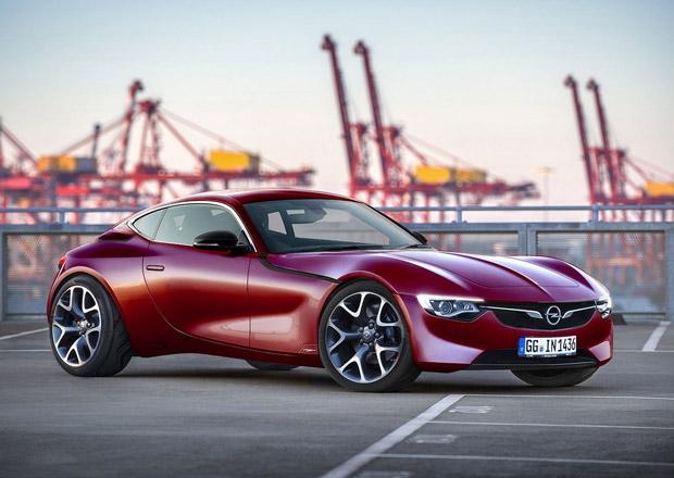 Opel Concept GT: Pokud se bude vyrábět, mohl by vypadat nějak takto