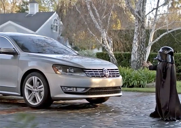 Super Bowl: Deset nejlep��ch automobilov�ch reklam