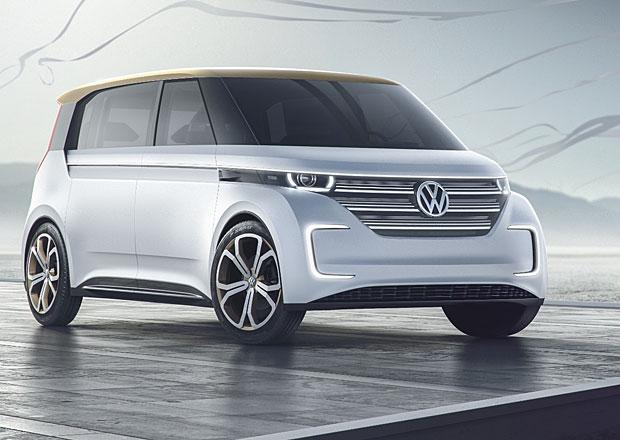 Elektrick� VW Budd-e: S�riovou verzi uvid�me za �ty�i roky