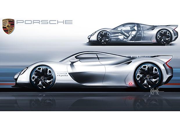 Porsche 919 Guilherme Kataoky: Mistr světa pro běžné silnice