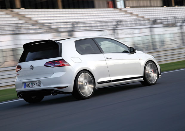 Volkswagen připravuje odlehčený Golf GTI Clubsport