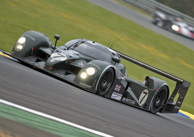 Bentley se vr�t� do Le Mans