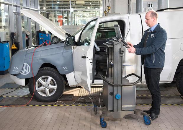 Volkswagen zahájil svolávací akci k Dieselgate. Jako první upraví Amarok
