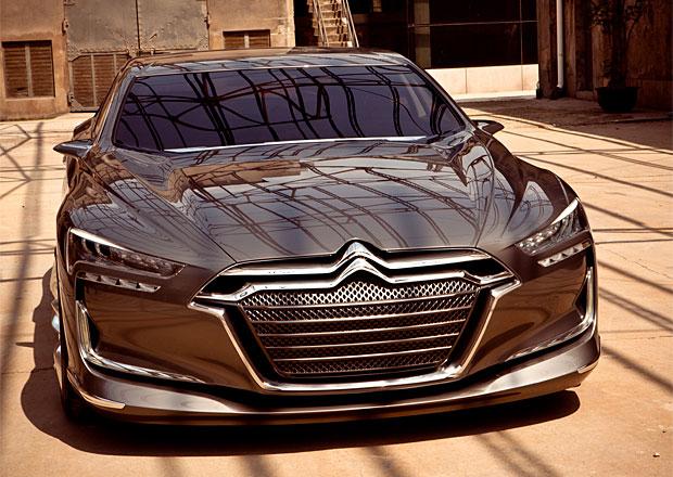 Citroën zahájil předsériovou výrobu nového C6