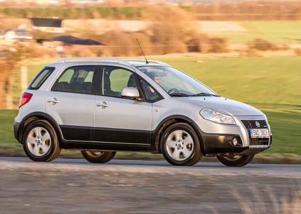 Ojet� Suzuki SX4/Fiat Sedici (2005 - 2014): Zna�ku podle motoru
