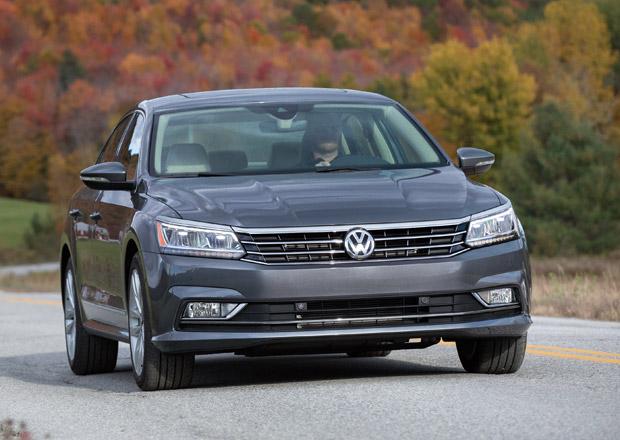 Pokles prodeje aut VW se v USA prohloubil, trh byl celkově slabší