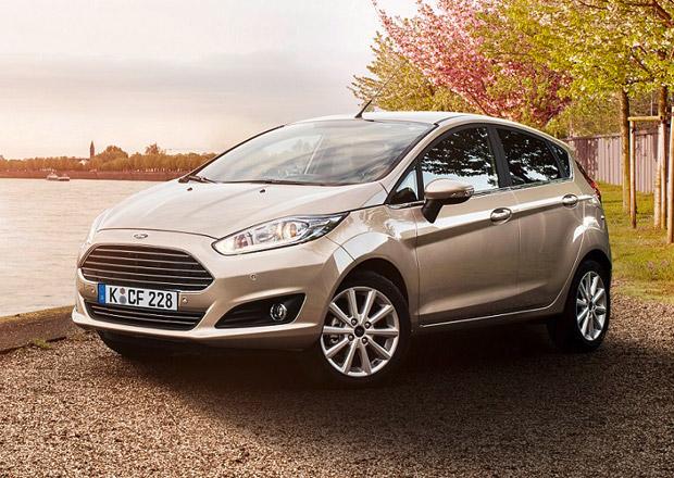 Akční Ford Fiesta: Vyberte si mezi slevou a zvýhodněným servisem