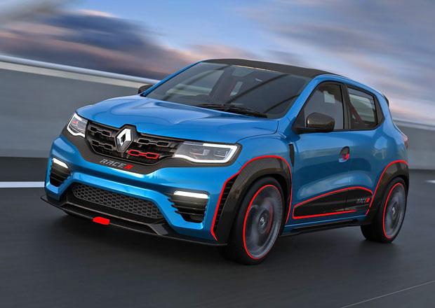 Renault Kwid Racer a Climber: Dv� odli�n� verze levn�ho mini crossoveru