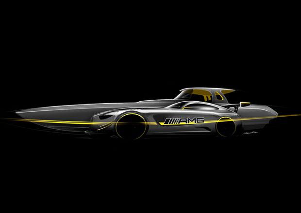 Cigarette Racing SD GT3: Člun inspirovaný Mercedesem-AMG GT3