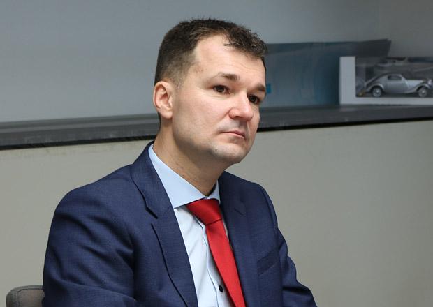 Marek Šafarčík, šéf českého Nissanu: Rok 2015 byl pro nás rekordní