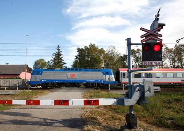 Zabezpečení železničních přejezdů: Když červená nezabírá