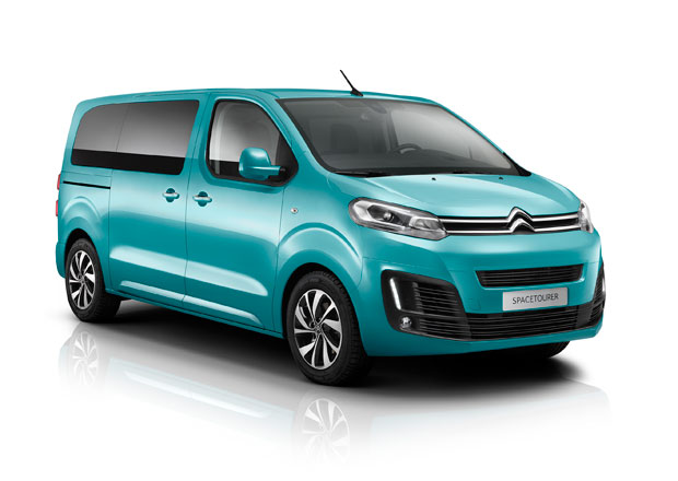 Citroën SpaceTourer v sériové i koncepční podobě (+video)