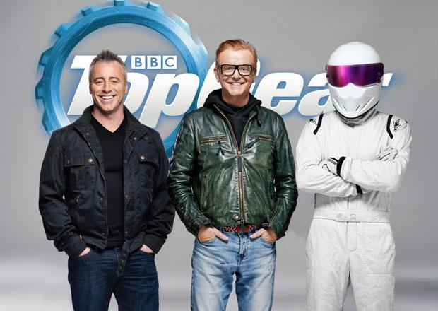"""Chrise Evanse v novém Top Gearu doplní """"Joey,"""" slavný herec Matt LeBlanc"""