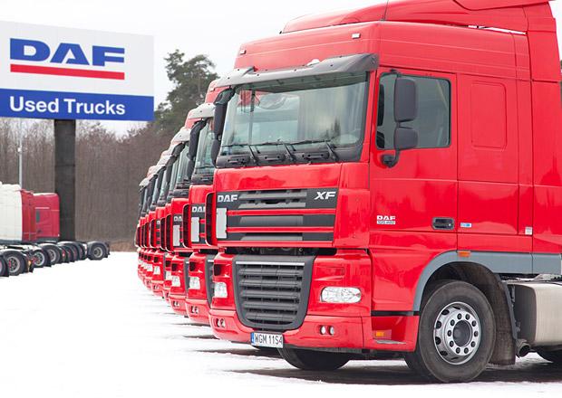 DAF Used Trucks Centre ve Var�av�
