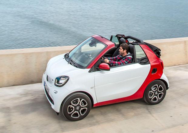Smart Fortwo kabriolet: J�zdn� dojmy